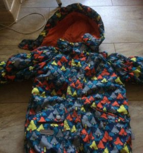 Зимняя куртка Tokka Tribe