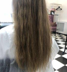 📌Кератиновое выпрямление волос 📌