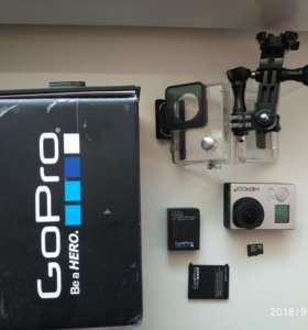 Продаю камеру go pro 3