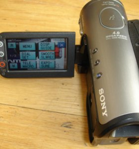 HDV камера Sony HDR-HC3E в отличном состоянии