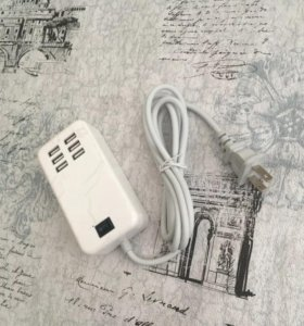6-Ports USB Desktop Charger