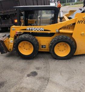 Мини погрузчик Hysoon HY850