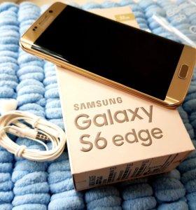 Samsung Galaxy S6 edge 32Gb / Самсунг S6 edge 32Гб