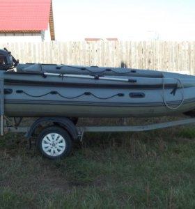 Лодка ПВХ Фрегат 430
