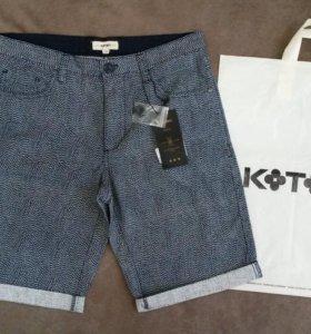 Новые мужские шорты Koton