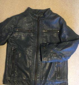 Куртка кожанка acoola 116