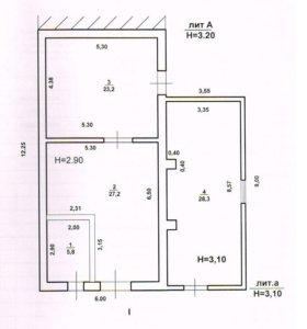 Аренда, производство, 104 м²