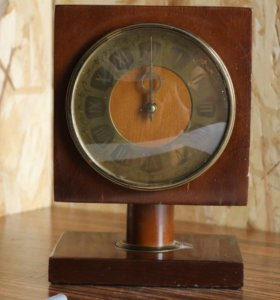 Часы настольные Советские