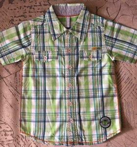 Рубашка Barkito на рост 98-110 см