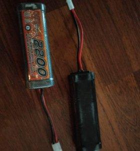 Аккумулятор Nimh 7.2V