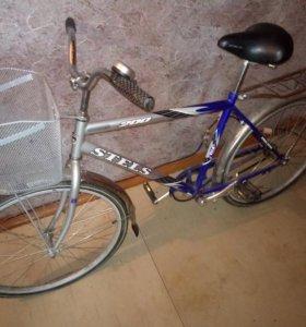 Велосипед STELS с рамой