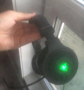 Игровые наушники Razer Kraken USB