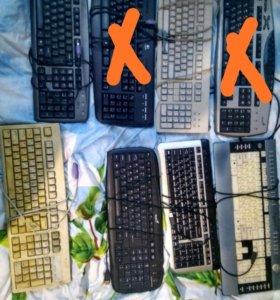8 различных клавиатур