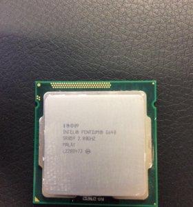 Процессор intel-G640