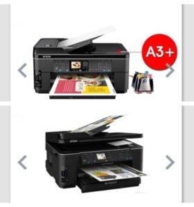 Продам струйный принтер Epson wf 7510