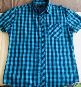Рубашка мужская новая Оstin