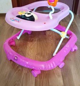 Каталка- ходунок для малышей
