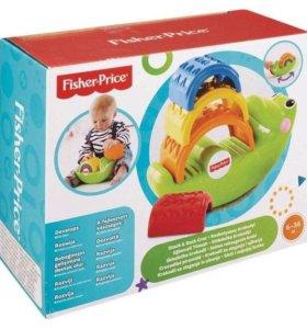 Крокодильчик Fisher Price
