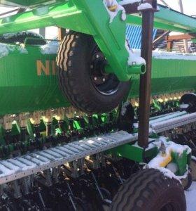 Сеялка зерновая механическая типа сзм ника 2015г