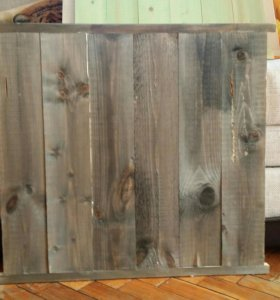 Фотофон деревянный