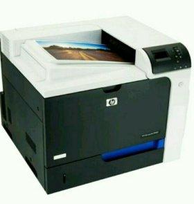 Принтер hp cp4525dn