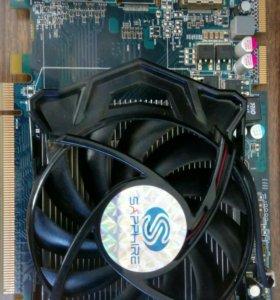 Видеокарта Radeon 5670,DDR 5.
