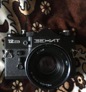 Продам фотоаппарат Зенит плёночный.