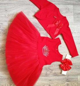 Платье на девочку 👑