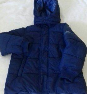 Демисезон куртка на мальчика разм. 128