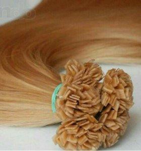Капсуляция волос.