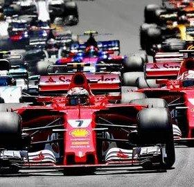 Билет на Формулу 1. Свободное размещение