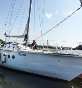 Парусная Яхта «Марина»