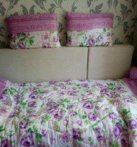 Одеяло и подушки