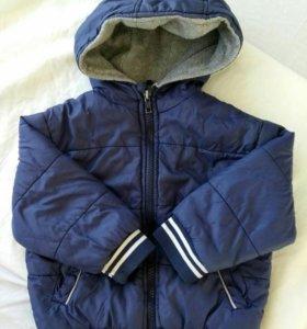 Куртка детская на 6-9 месяцев
