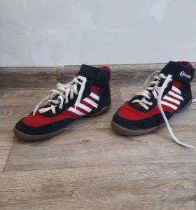 Борцовские ботинки SABO