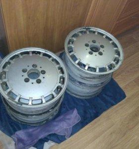 Литые диски 5х112 r15 Mercedes-Benz