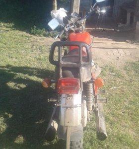 Мотоцикл юпитер5
