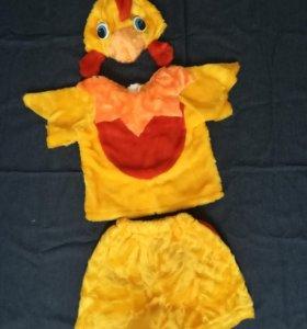 Новогодний костюм Цыплёнок