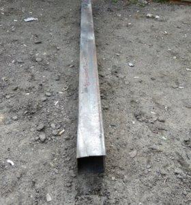 Проф труба 100×100*3 2 метра