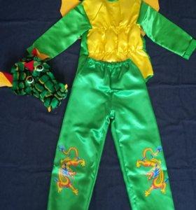 Новогодний костюм Дракон