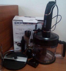 Новый комбайн Polaris PHB 1034 с нарезкой кубиками
