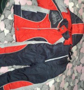 Зимний костюм 1-2 года