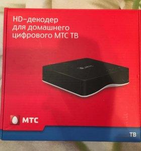 HD-декодер для домашнего цифрового МТС ТВ