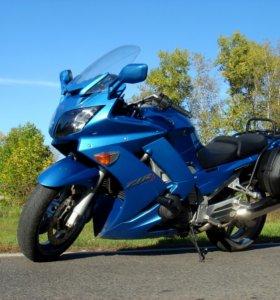 Yamaha FJR1300 2011 на автомате FJR 1300 обмен
