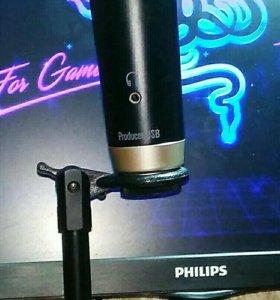 Микрофон M-audio Vocal Studio pro