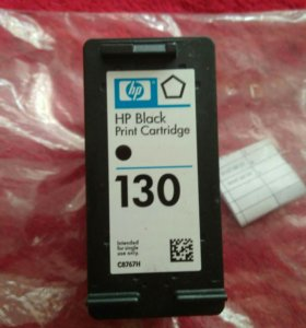 Картридж HP Black б/у