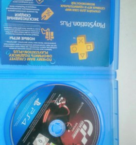 Игра на PS4 GRAN TURISMO SPORT