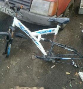 Велосипед рама