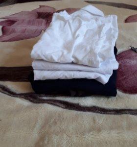 Рубашки и брюки на 104р-110