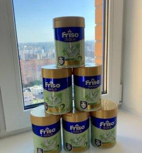 Смесь Friso Gold 2